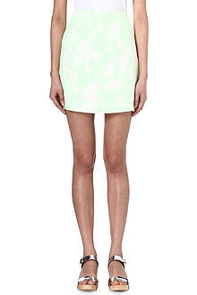 3.1 PHILLIP LIM Abstract mini skirt