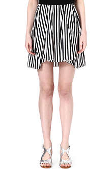 3.1 PHILLIP LIM Umbrella striped skirt