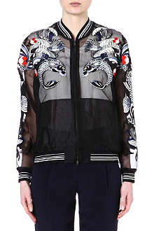 3.1 PHILLIP LIM Totto embroidered jacket