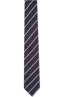 TIGER OF SWEDEN Pellacini diagonal striped tie