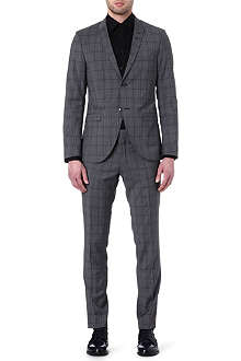 TIGER OF SWEDEN Reg wool suit