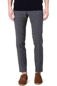 TIGER OF SWEDEN Herris slim wool-blend trousers