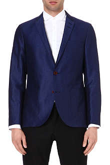 TIGER OF SWEDEN Hoyt linen blazer