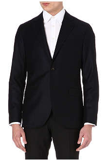 TIGER OF SWEDEN Morello wool and cashmere-blend blazer