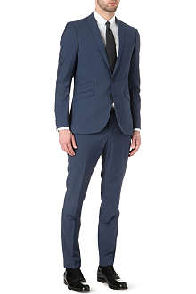 TIGER OF SWEDEN Nedvin slim-fit wool suit