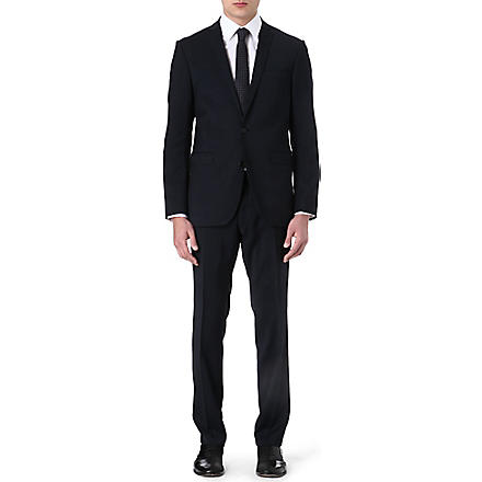 TIGER OF SWEDEN Norden wool suit (Navy