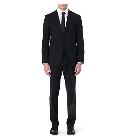 TIGER OF SWEDEN Norden wool suit (Navy