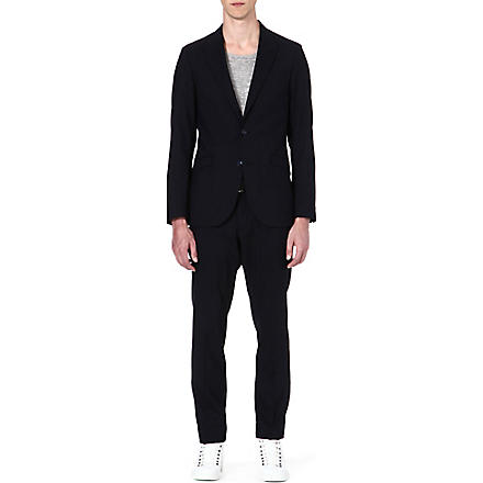 TIGER OF SWEDEN Ollie wool suit (Navy