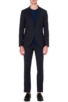 TIGER OF SWEDEN Ollie linen-blend suit