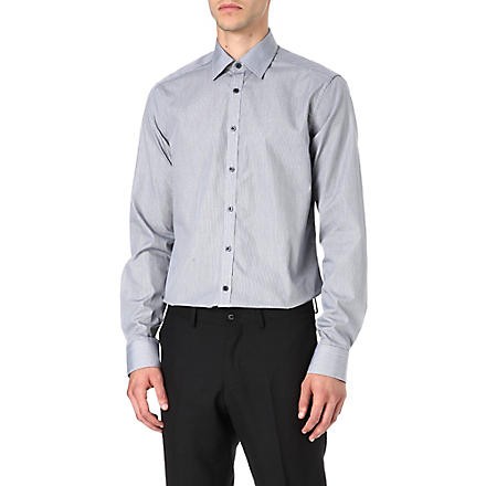 TIGER OF SWEDEN Steel formal slim-fit shirt (Blue