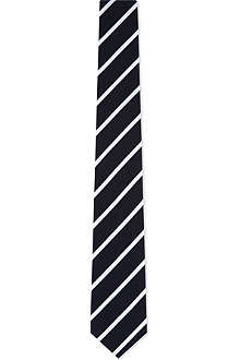 TIGER OF SWEDEN Bold stripe tie