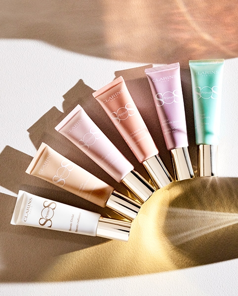 Clarins SOS Primers
