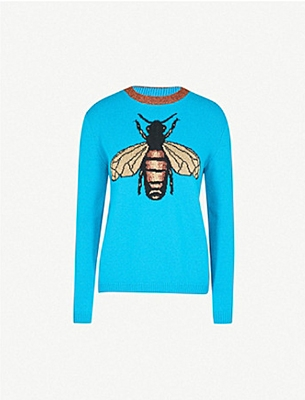A Gucci women's sweater