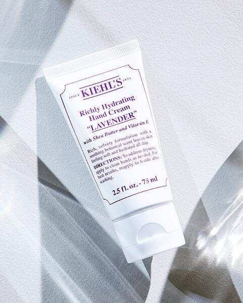 Kiehl's Lavendar Richly Hydrating Hand Cream