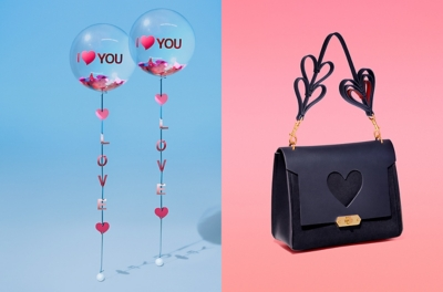 Looks - Purses day valentines video