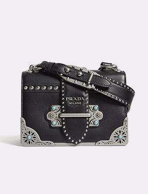 A Prada bag
