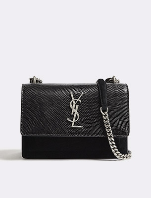 A YSL cross-body bags