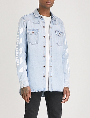 Off-White denim jacket