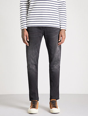 Nudie black jeans