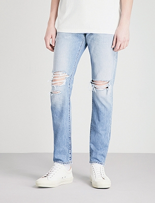 Men's Neuw ripped jeans