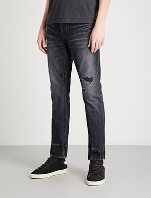 Saint Laurent Jeans black