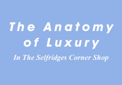 Anatomy of Luxury