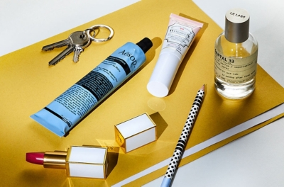 A collection of office beauty favourites