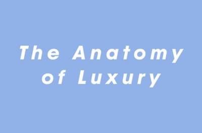 Anatomy of Luxury logo