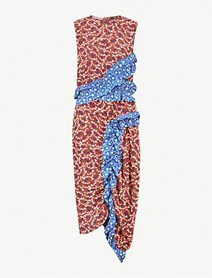 Marni Geo print dress