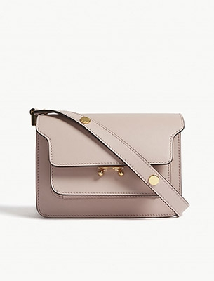 Marni small trunk bag