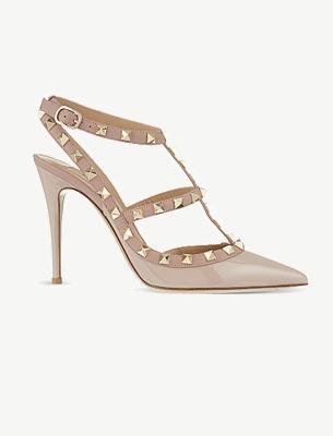 A Jimmy Choo heel