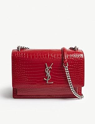 A YSL bag