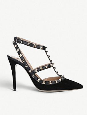 A Valentino heel