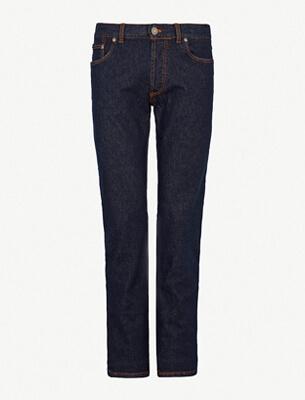 Brioni 牛仔裤