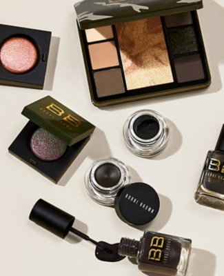Bobbi Brown Camo Luxe collection