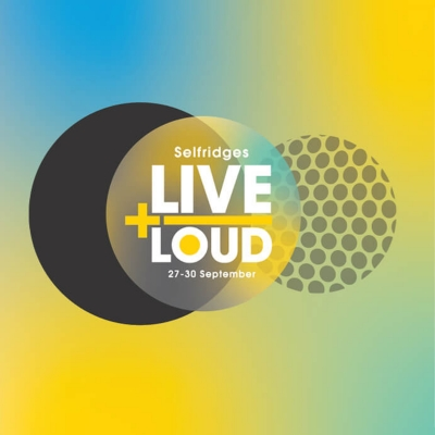 Live and Loud festival Selfridges Birmingham
