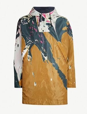 Dries coat