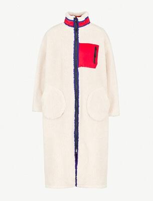 SJYP reversible coat