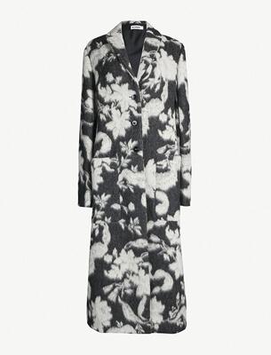 Jil Sander Fullerton coat