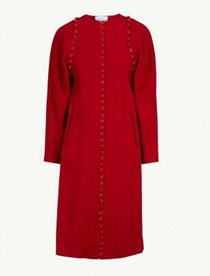 Thom Browne wool coat