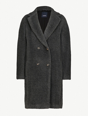 S Max Mara teddy coat