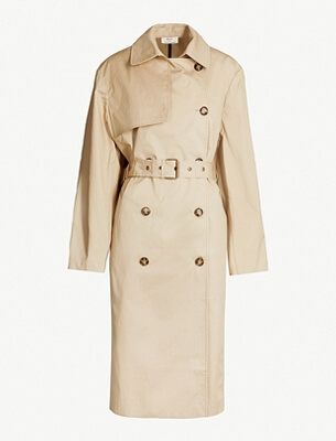 Rika by Ulrika Lundgren trench coat