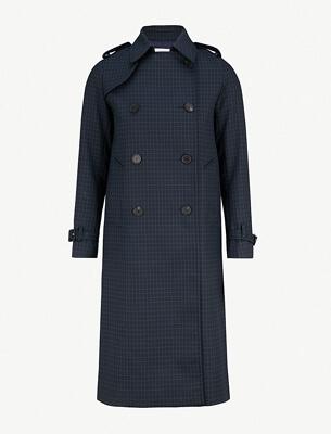 Sandro woven coat