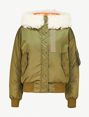 Miu Miu bomber jacket