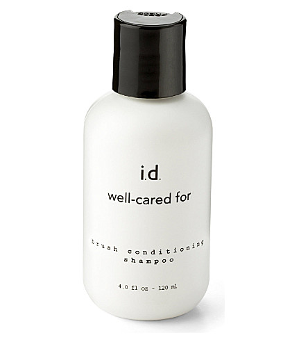 BARE MINERALS Well-Cared For brush conditioning shampoo