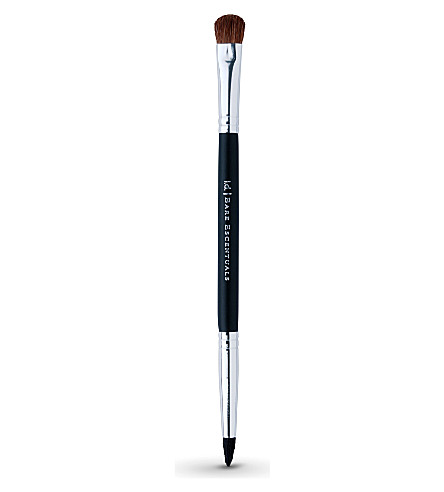 BARE MINERALS Double–ended precision brush