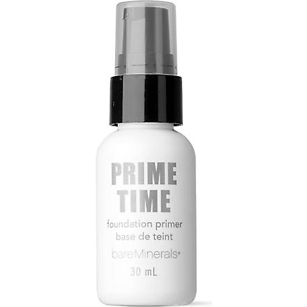 bare minerals prime time foundation primer. Black Bedroom Furniture Sets. Home Design Ideas