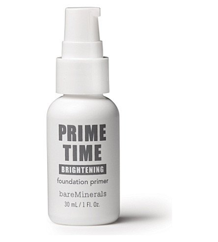 bare minerals prime time brightening foundation primer. Black Bedroom Furniture Sets. Home Design Ideas