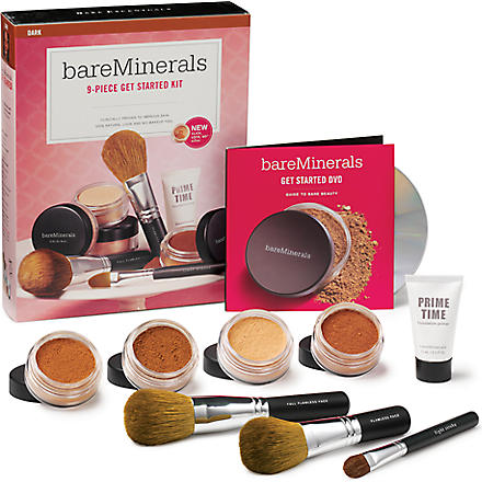 BARE MINERALS Get Started® Kit – dark (Dark