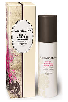 BARE MINERALS Purely Nourishing moisturiser – combination skin
